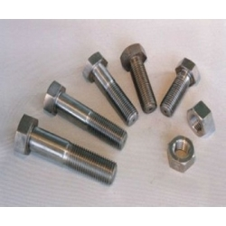 Heavy Hexagon Structural Bolts