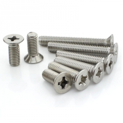 Countersunk Head Machine Screws